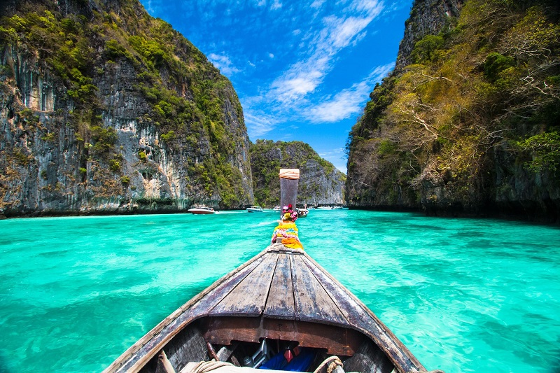 سفر انفرادی و کوله گردی در تایلند