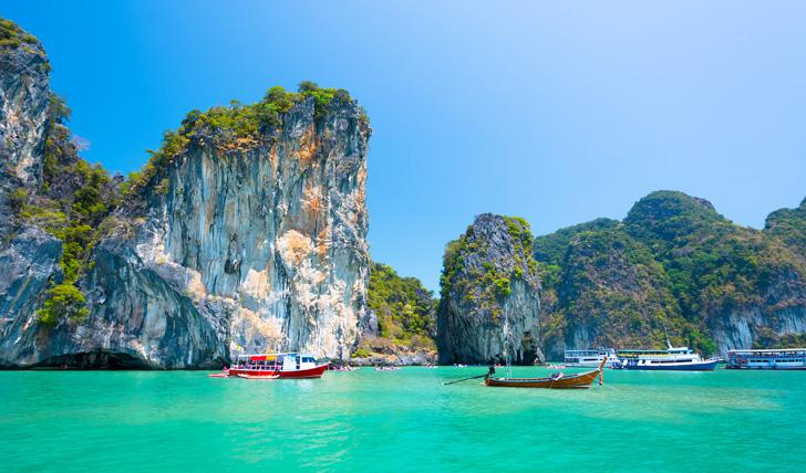 همه چیز درباره تایلند