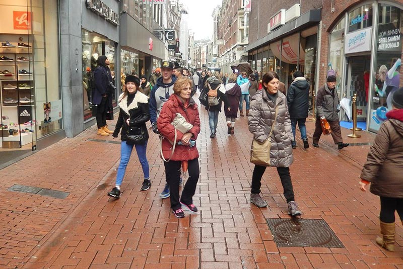 مراکز خرید آمستردام هلند