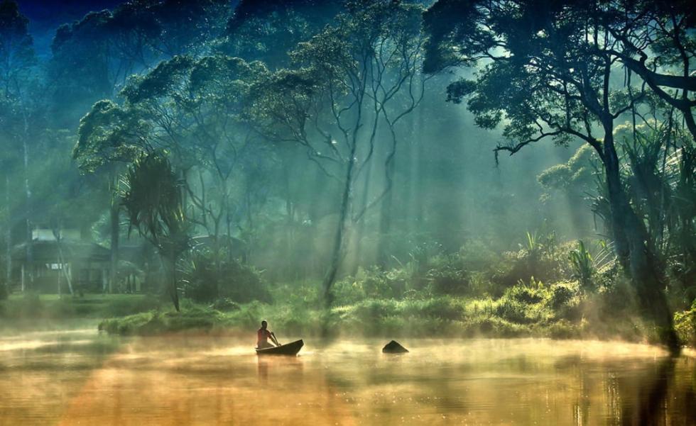 پارک ملی Gunung Gede Pangrango، اندونزی