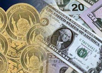 دلالان به دنبال خرید ارز، معاملات صوری سکه رونق گرفت