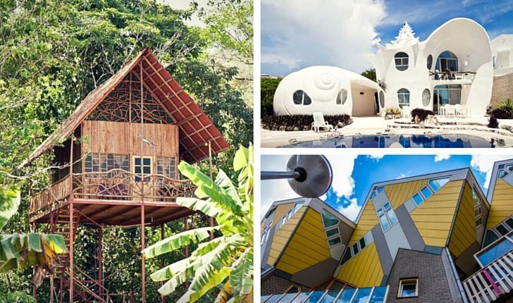 10 Airbnbs که می خواهید برای همیشه در آنها اقامت کنید