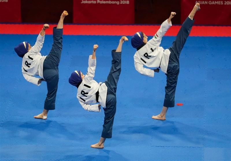 پومسه قهرمانی جهان، تیم ملی پومسه امروز عازم چین تایپه می شود