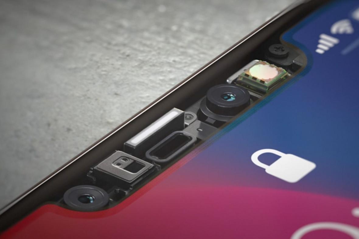 آیفون 2019 از دوربین جدید برای فیس آیدی استفاده خواهند کرد