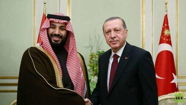 آیا اردوغان و بن سلمان در آرژانتین دیدار می نمایند؟