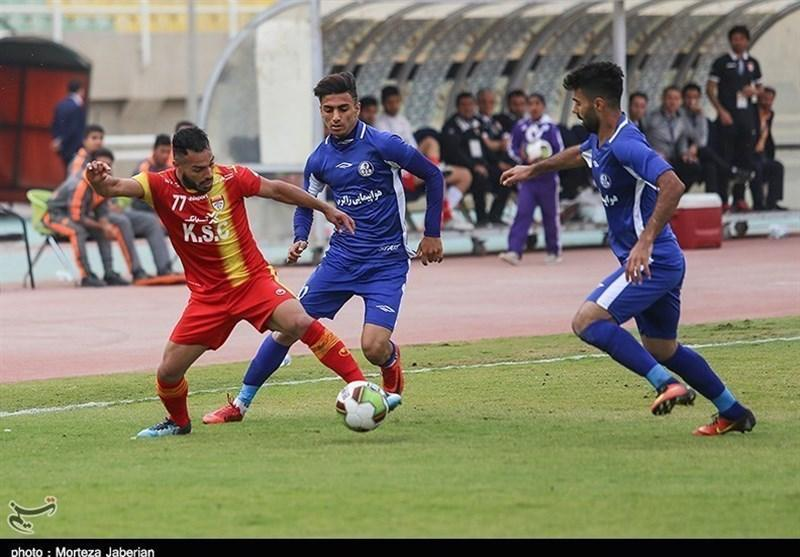 مذاکرات باشگاه شارلوا با مسئولان استقلال خوزستان برای جذب دلفی