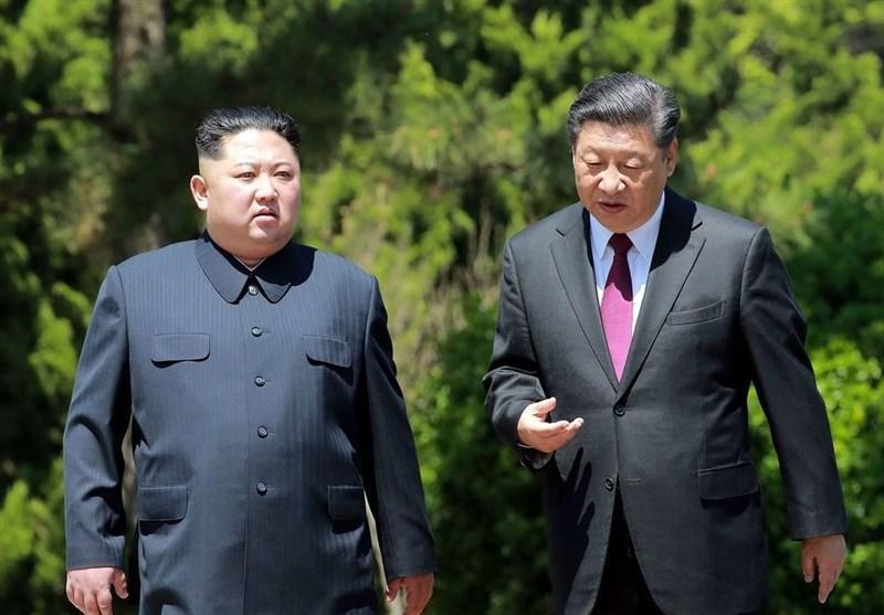 توافق رهبران چین و کره شمالی