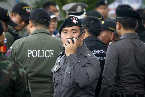 6 بمب در 3 نقطه تایلند منفجر شد