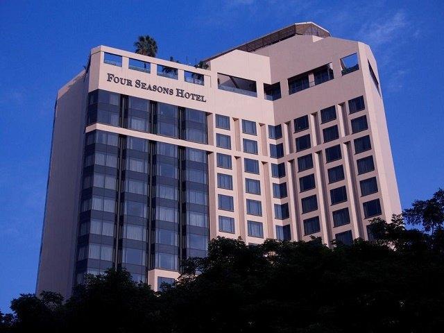 هتل فور سیزن سنگاپور و عکس و رزرو