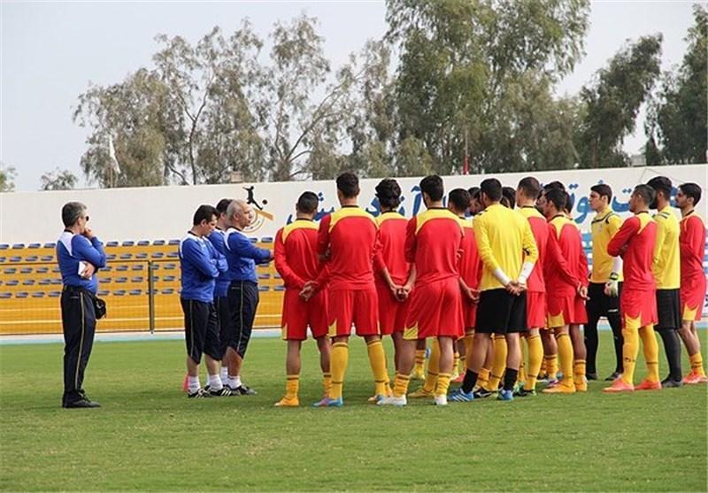 تیم فوتبال امید چهارشنبه به عمان می رود