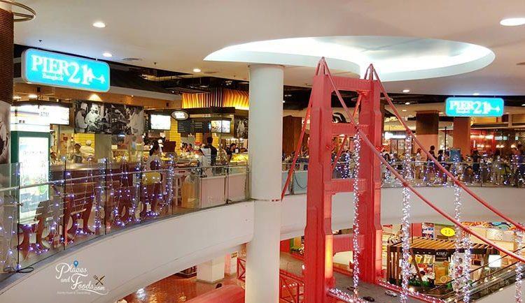 مرکز خرید ترمینال 21 بانکوک