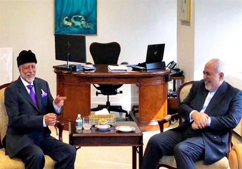 دیدار ظریف و همتای عمانی در نیویورک