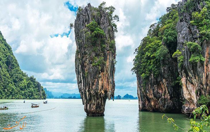 کوله گردی در تایلند