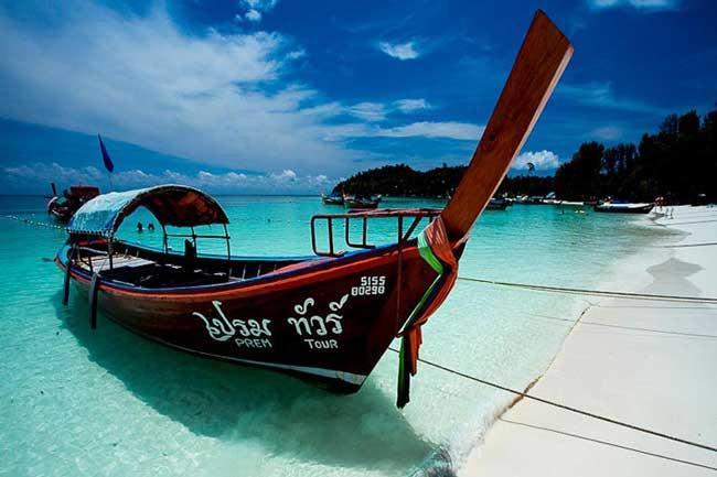 سفر به جزیره کولایت تایلند و راهنمای دیدنی های آن