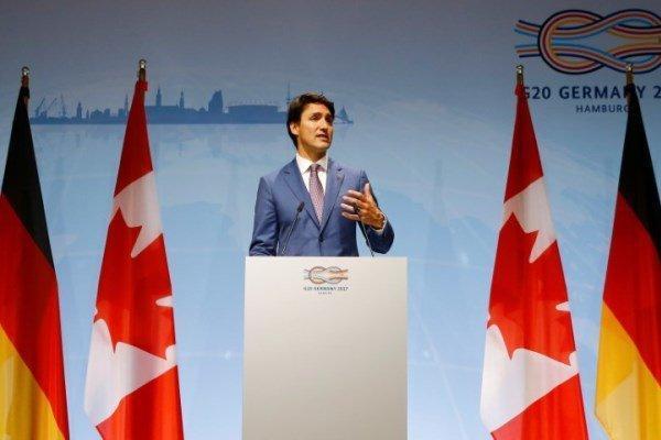 کانادا و اتحادیه اروپا تجارت آزاد را کلید می زنند