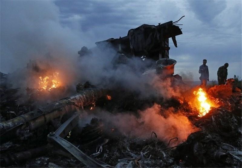 واشنگتن بار دیگر روسیه را به همدستی در سقوط هواپیمای مالزی متهم کرد