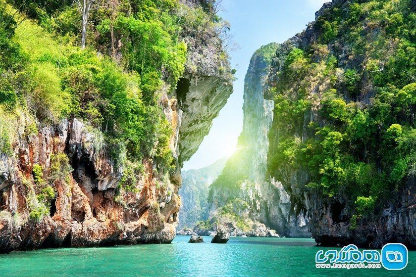 جاذبه های گردشگری تایلند، اوج شکوهی بی بدیل در قلب آسیا