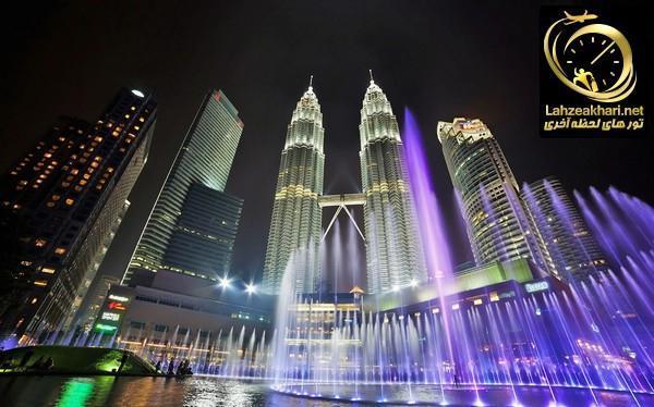 تور مالزی ، قیمت تور مالزی پاییز 98