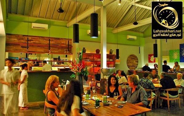 10 تا از بهترین رستوران های بالی اندونزی
