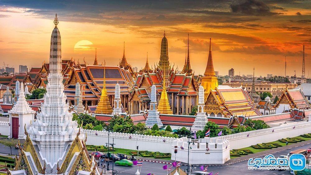 جاذبه های گردشگری بانکوک که افراد به آن ها بی توجهند!