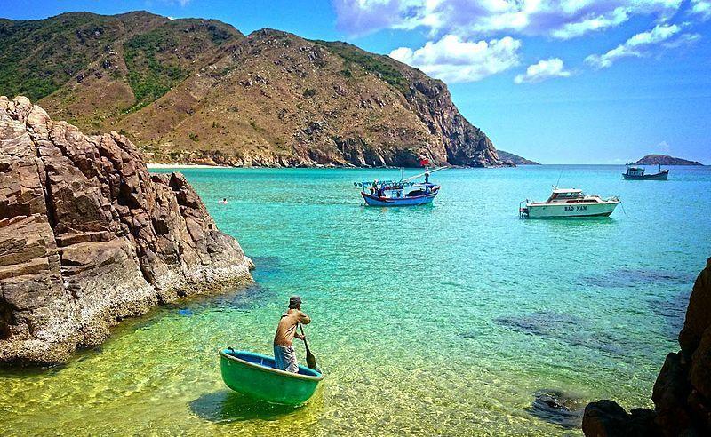 ساحل Quy Nhon ویتنام