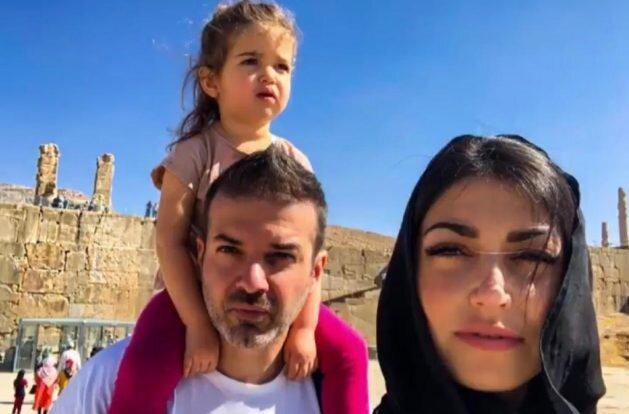 گزارش سایت ایتالیایی از موفقیت استراماچونی و سفر همسرش