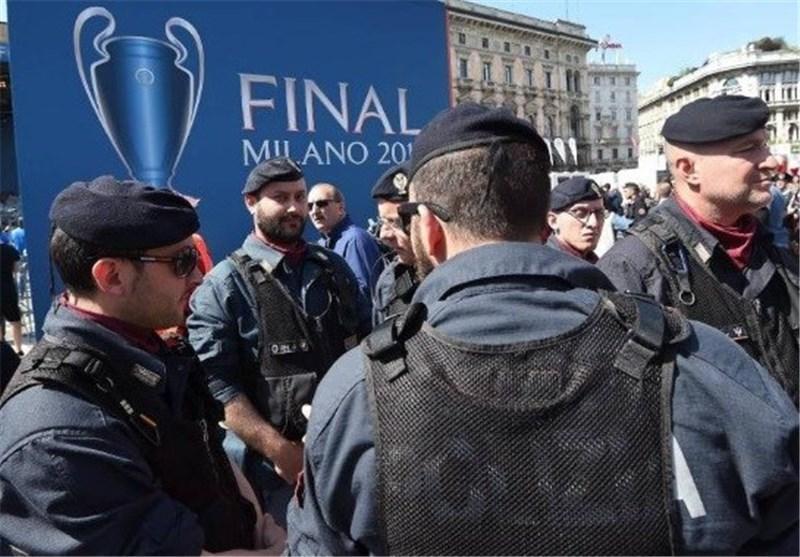 پلیس ایتالیا فرضیه بمب گذاری در متروی میلان را رد کرد