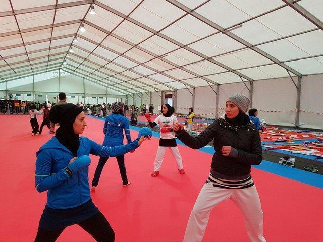 پانزدهمین دوره رقابت های کاراته قهرمانی آسیا فردا شروع می گردد