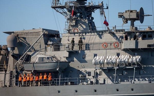 بازتاب گسترده رزمایش دریایی ایران، روسیه و چین در رسانه های بین المللی