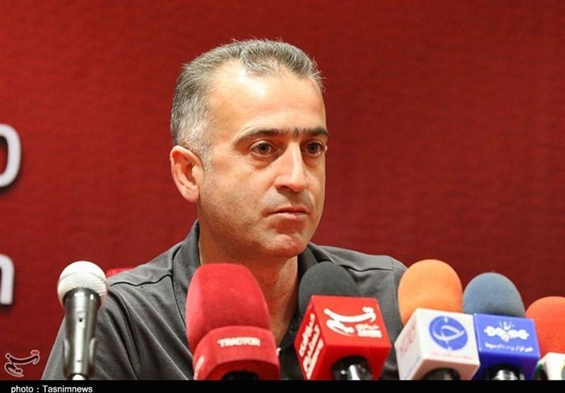 غیبت کمالوند در نشست خبری دربی بوشهر