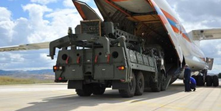 پنتاگون: ترکیه آزمایش اس-400 را شروع نموده است