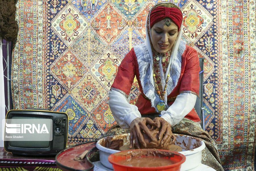 نمایشگاه گردشگری و صنایع دستی پارس در شیراز