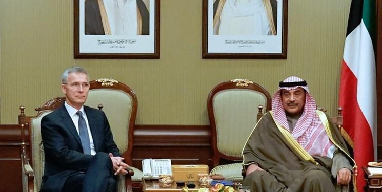 دبیرکل ناتو امنیت خلیج فارس را امنیت ناتو خواند