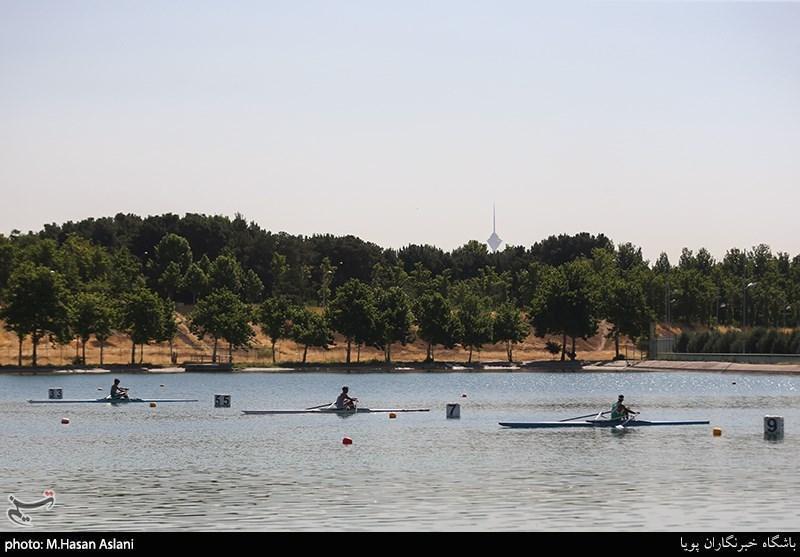 روئینگ قهرمانی جوانان آسیا، شهروز صفایی و تیم قایق 4 نفره ایران راهی شانس مجدد شدند