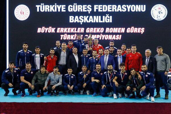 فرنگی کاران برتر ترکیه تعیین شدند، کایالپ غایب بزرگ مسابقات