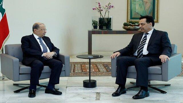 دیدارهای جداگانه عون با فرماندهان ارتش لبنان و دیاب، احتمال تشکیل کابینه بعد از سال نو