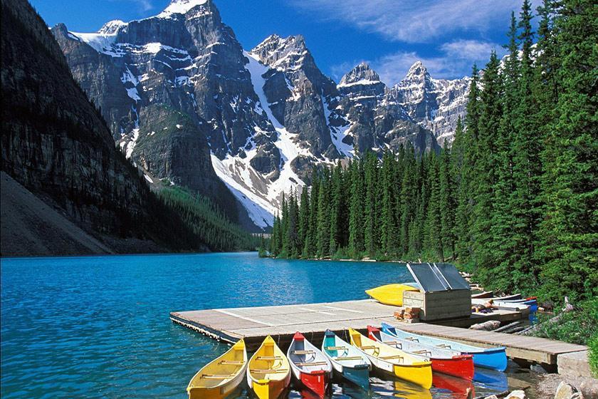 14 جاذبه کانادا که باید بشناسید