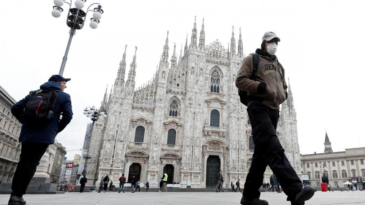 کل کشور ایتالیا قرنطینه شد
