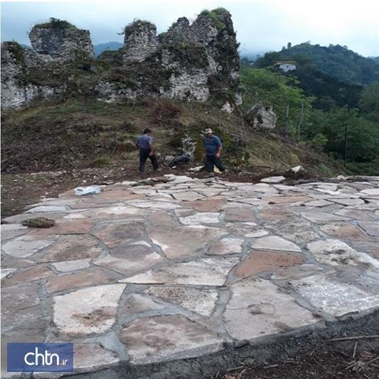 قلعه گردن در رحیم آباد گیلان سامان دهی می شود