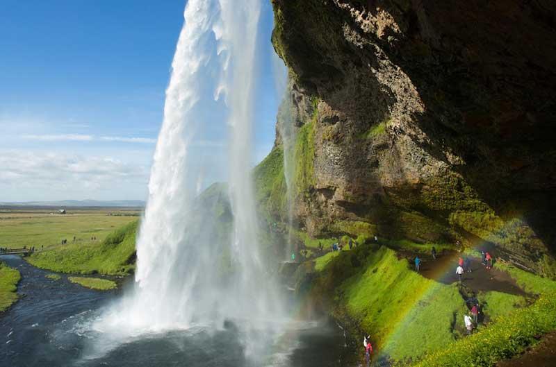 زیباترین آبشارهای ایسلند