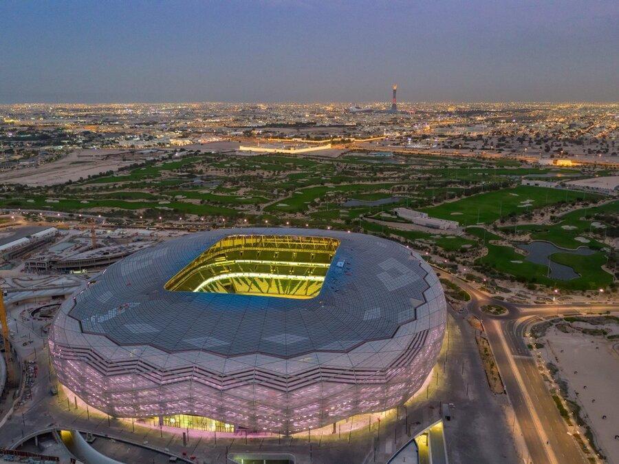 سومین شاهکار قطر برای جام جهانی فردا افتتاح می گردد