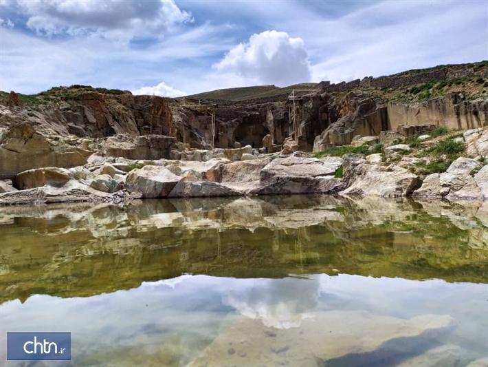 آغاز عملیات اجرایی تکمیل زیرساخت های گردشگری در معبد داش کسن سلطانیه