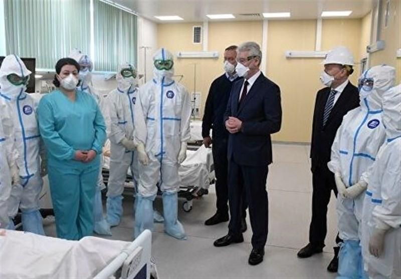شهردار مسکو: تعداد واقعی مبتلایان به کرونا 2 درصد ساکنین شهر است