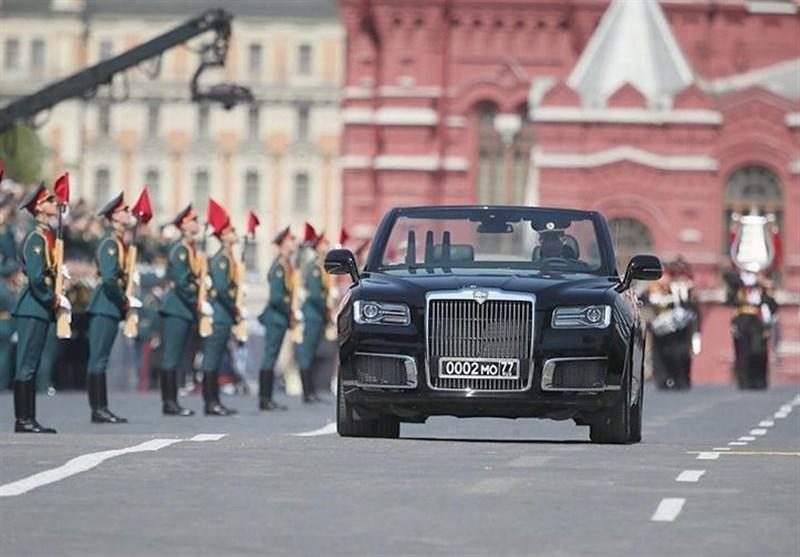 حضور 12 رئیس جمهور سایر کشورها در مراسم رژه نظامی در مسکو