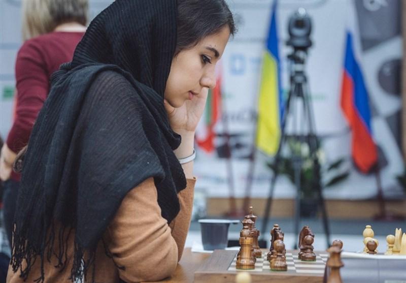 عنوان چهارمی خادم الشریعه در مسابقات شطرنج سرعتی جایزه بزرگ بانوان فیده