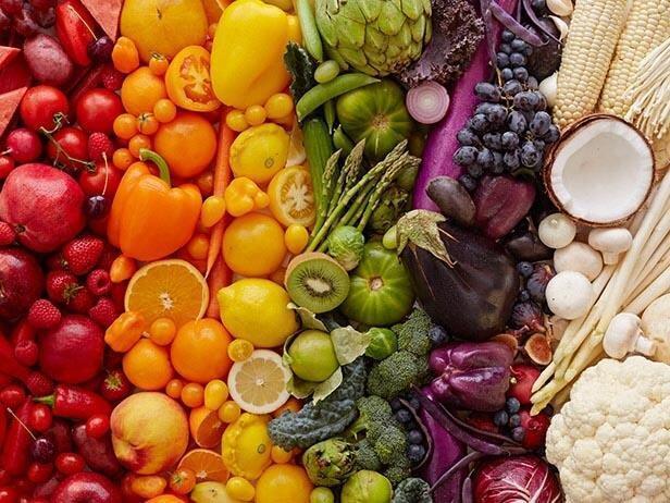 رژیم غذایی رنگارنگ؛ مواد غذایی خوشمزه ای که شما را لاغر و تقویت می نماید