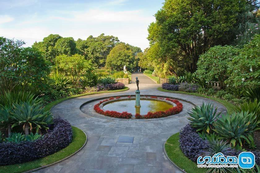 باغ گیاه شناسی سلطنتی سیدنی؛ مکانی مناسب برای دوستداران طبیعت