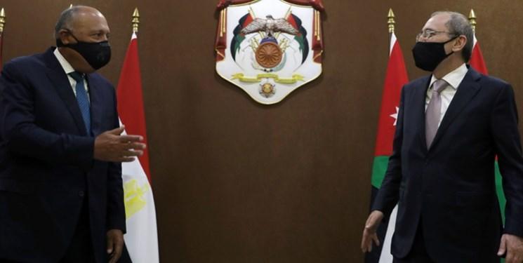 میانجی گری اردن برای جلوگیری از شروع جنگ بین مصر و ترکیه
