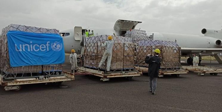 سازمان ملل 22 تن یاری پزشکی به صنعاء فرستاد