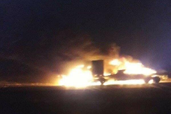 پایگاه نظامیان آمریکایی در جنوب عراق هدف شلیک خمپاره نهاده شد